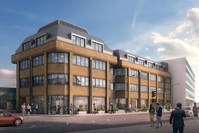 The Smith, Kingston, Kingston Upon Thames, Offices To Let - LKR_External_View01_01.jpg
