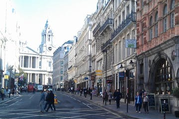 39 Ludgate Hill, City Of London, Retail To Let - Ludgate Hill