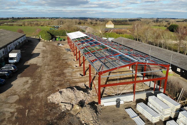 New Industrial Development, Notley Farm, Long Crendon, Office / Industrial To Let - NEW BARN 2.JPG