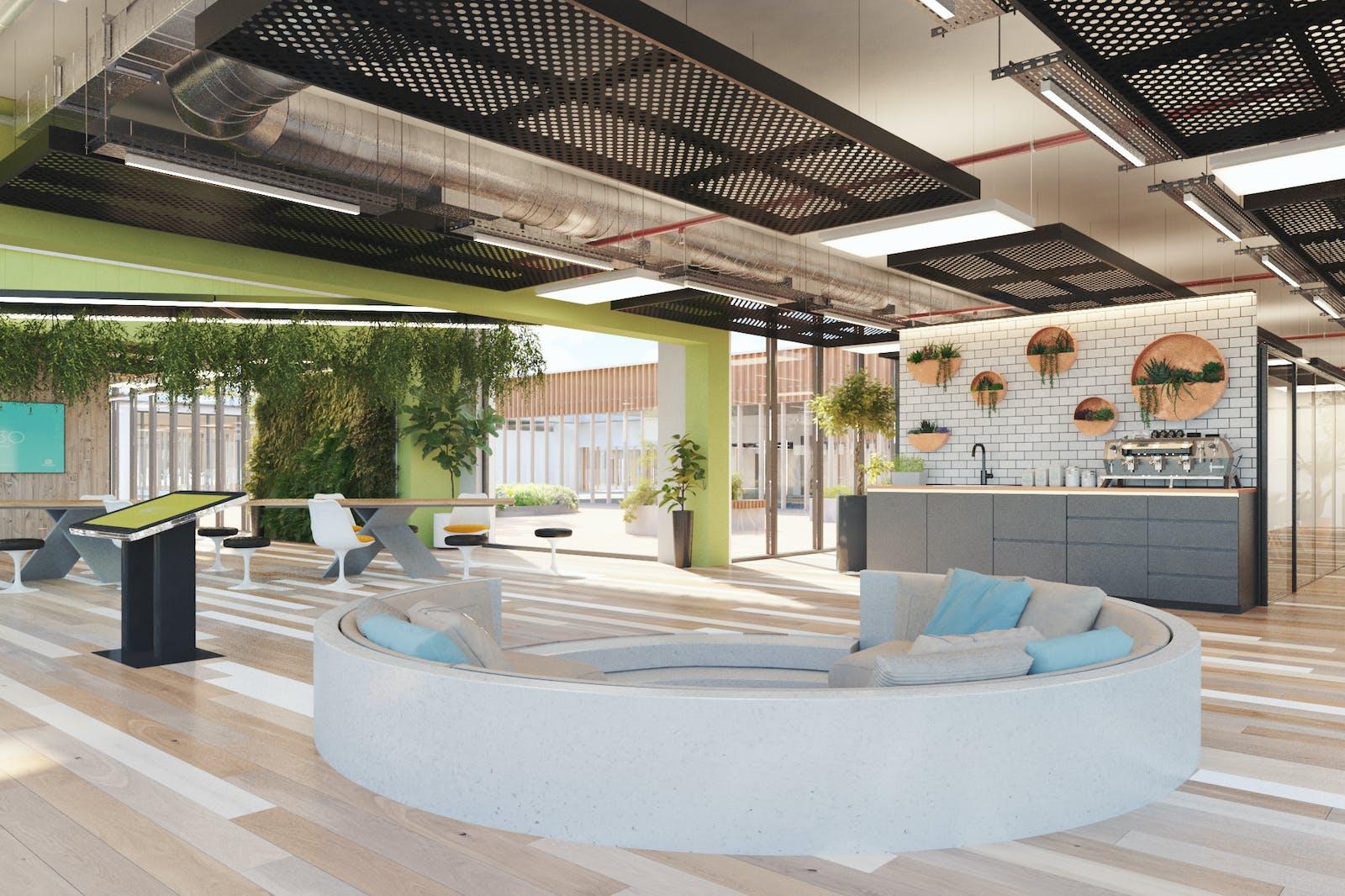 GU30, Lynchborough Road, Liphook, Office To Let / For Sale - GU30_Reception v2.jpg