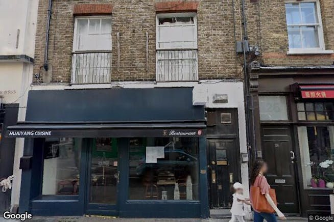 Flat 3, 27 Red Lion Street, London To Let - Image from Google Street View - 183