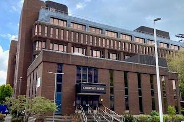 1st Floor Chertsey House, 61 Chertsey Road, Woking, Offices To Let - external altered.jpg
