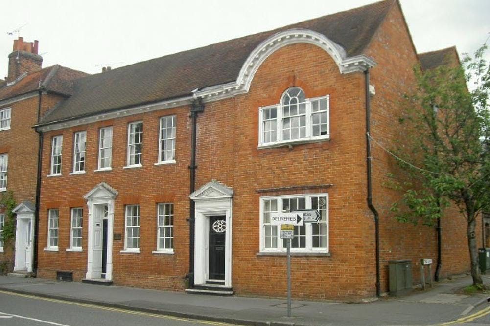 Old Chambers, Farnham, Offices, Serviced Offices To Let - Title