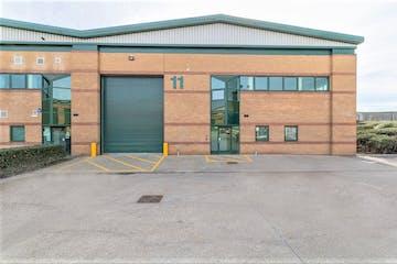 Unit 11 Falcon Park, London, Industrial To Let - Unit 11 External.jpg