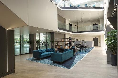 Maplewood, Chineham Park, Basingstoke, Office To Let - Atrium1.jpg