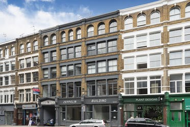 The Zeppelin Building, 59-61 Farringdon Road, London, Office To Let - 59 61 farringdon Road 370408 extL_RGB.jpg - More details and enquiries about this property