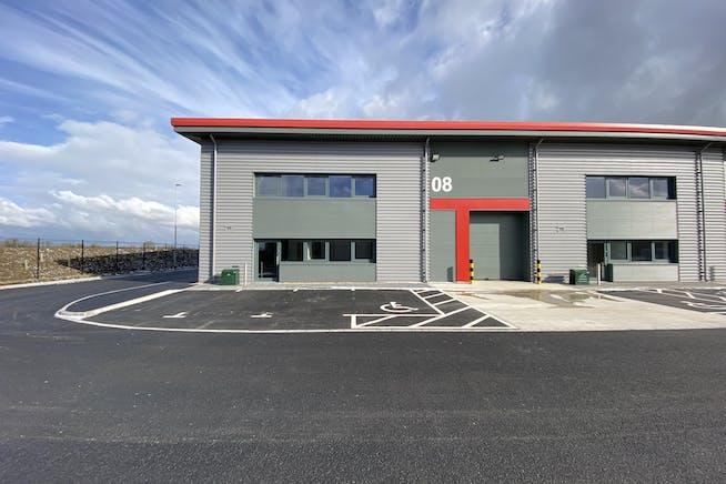 Unit 8, Tavis House Business Centre, Haddenham, Industrial To Let - UNIT 8.JPG