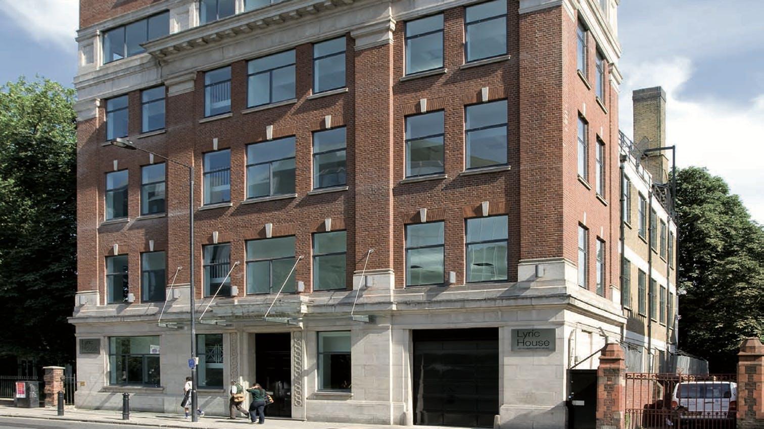 Lyric House, Hammersmith, W14 0QL - Frost Meadowcroft