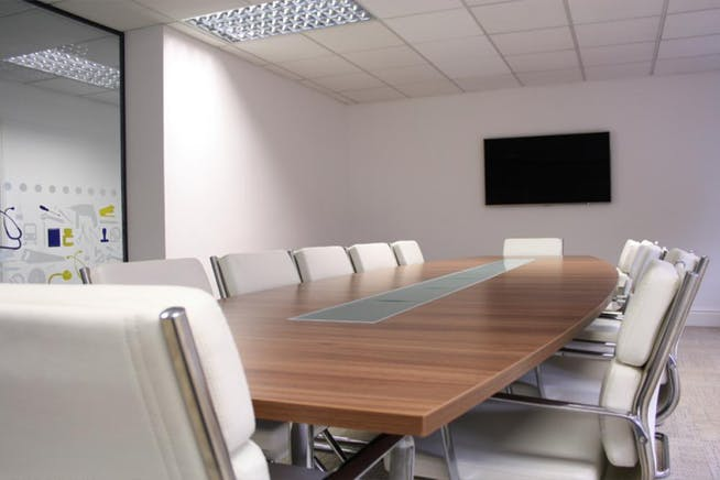 Portland House, Portland House, 243 Shalesmoor, Sheffield, Offices To Let - Board room