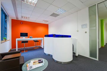 Centaur House, Fleet, Offices To Let - regus fleet 4.JPG