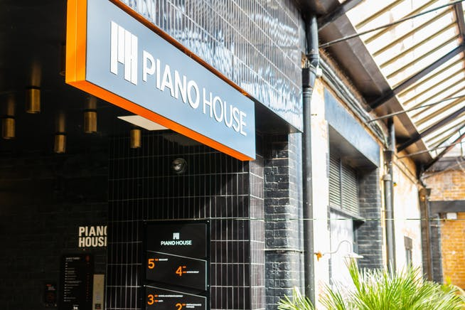Piano House, London, Offices To Let - Entrance
