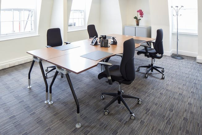 28 Grosvenor Street, London, Serviced Office To Let - 003_Property.jpg