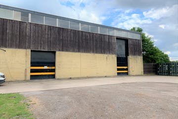 Unit 43A, Passfield Business Centre, Liphook, Industrial To Let - Building front.jpg