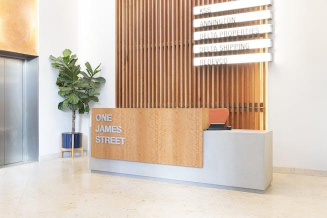 1 James Street, London, Office To Let - Reception.jpg