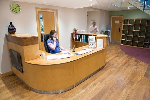 Offices At Monument Business Park, Chalgrove, Office To Let - Reception-2020.jpg