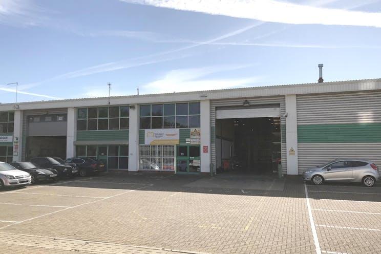 Unit 7 Springlakes Industrial Estate, Deadbrook Lane, Aldershot, Warehouse & Industrial To Let - 7 springlakes amended.jpg