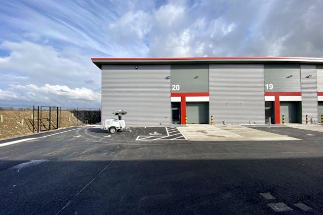 Unit 20, Tavis House Business Centre, Haddenham, Industrial To Let - UNIT 20B.JPG