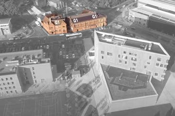 G1 Business Centre, Stadium Corner, Sheffield, Offices To Let - G1 Business Centre - Aerial View.jpeg