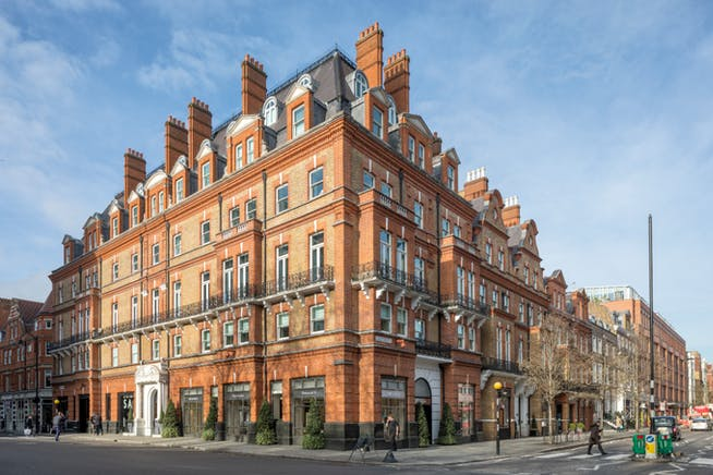 15 Sloane Square, Chelsea, London, Office To Let - External 2.png