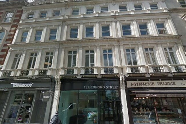 15 Bedford Street, London, Office To Let - Street View