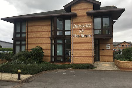 Suite E, The Briars, Waterlooville, Office To Let - 2384667.jpg
