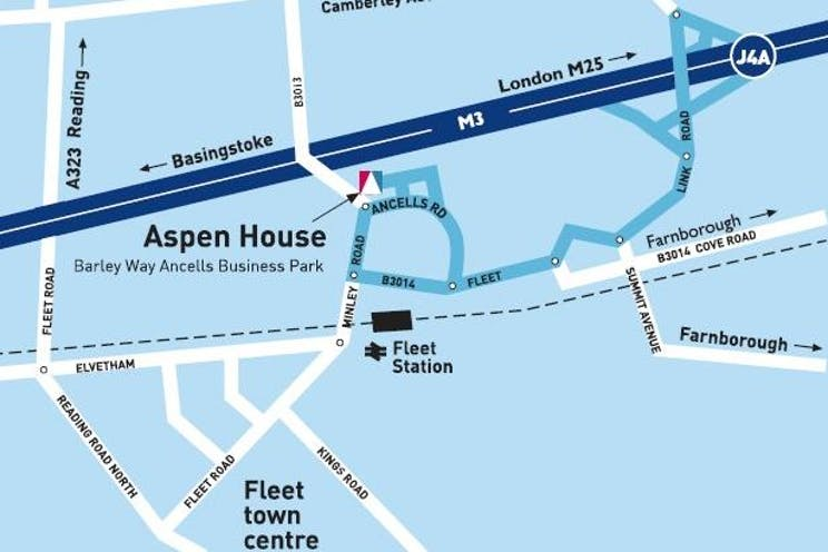 Aspen House, Ancells Business Park, Fleet, Investment Property / Offices For Sale - Annotation 2019-05-16 145306.jpg