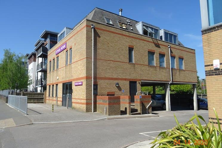 Stylus House, Bracknell, Offices To Let - External.JPG