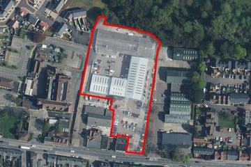 70 Barrack Street, Colchester, Distribution Warehouse To Let - Red line.JPG