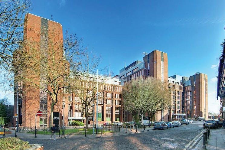 5th Floor Blocks A & B Dukes Court, Duke Street, Woking, Offices To Let - Dukes-Crt-Front-1.jpg