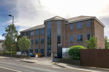 459 London Road, Camberley, Offices To Let - Front Elevation 1.jpg