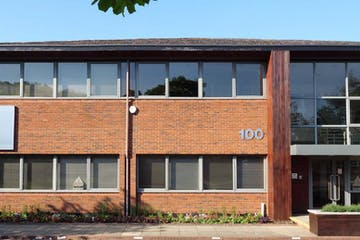 100 Cedarwood, Chineham Park, Basingstoke, Offices To Let - 100 Cedarwood  external.PNG