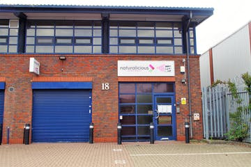Unit 18 Alliance Court, Acton, Offices / Industrial To Let - Unit 18 .jpg