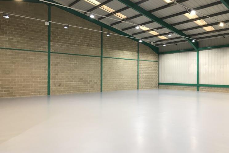 Unit 7 Springlakes Industrial Estate, Deadbrook Lane, Aldershot, Warehouse & Industrial To Let - Warehouse 2