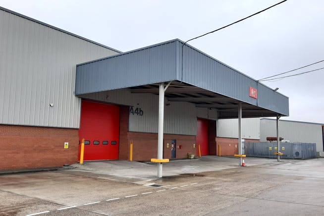 Unit A4a, Macadam Way, Portway West Business Park, Andover, Warehouse & Industrial To Let - Photo 1.jpg