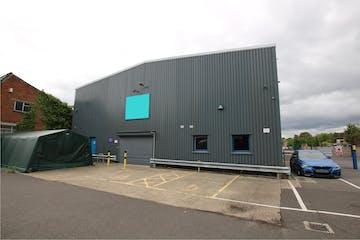 498B Blandford Road, Hamworthy, Poole, Industrial & Trade To Let - Front.jpg