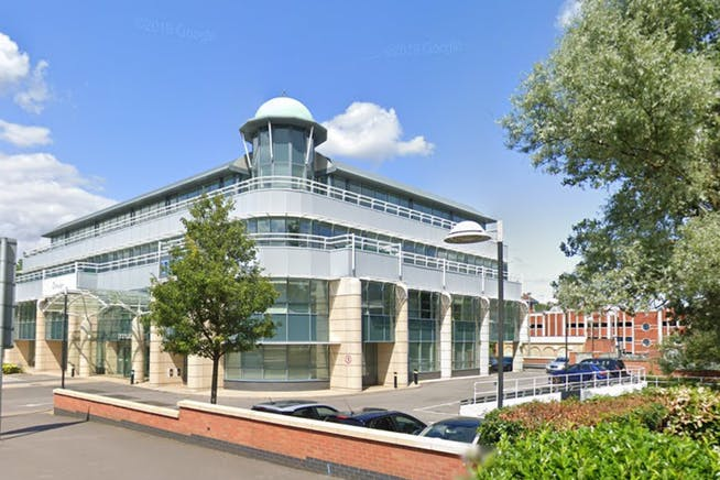 Braywick Gate, Braywick Road, Maidenhead, Offices To Let - Braywick front  better.PNG