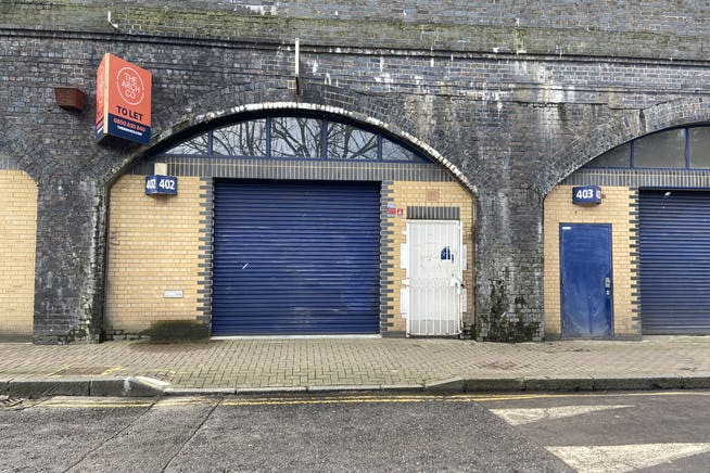 Arch 402 Mentmore Terrace, London Fields, Industrial To Let - IMG_5296.jpg