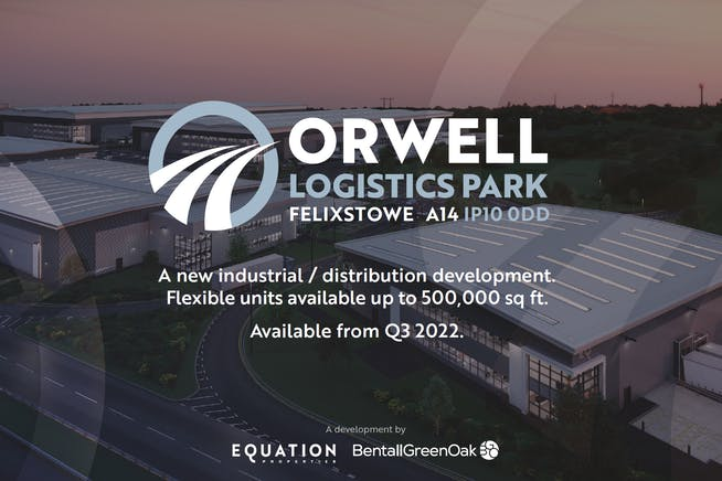 Orwell Logistics Park, Ipswich, Distribution Warehouse To Let - Marketing Front Page.PNG