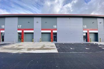 Unit 16, Tavis House Business Centre, Haddenham, Industrial To Let - UNIT 16.JPG
