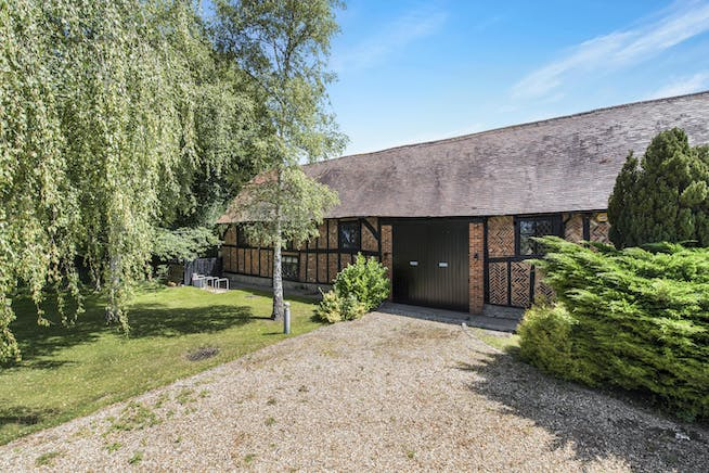 Tithe Barn Church Road, Thame, Office / Residential / Investment To Let - EXTERNAL 1.jpg