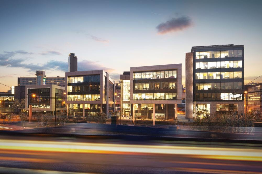 Acero, Sheffield DC, Concourse Way, Sheffield, Offices To Let - Hero