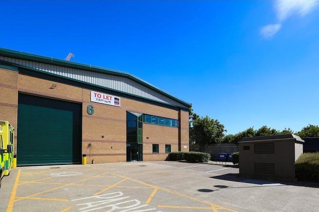 Unit 6 Falcon Park Industrial Estate, Neasden, Industrial To Let - Falcon unit 6 internal.jpg