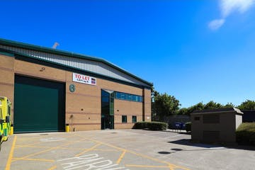Unit 6 Falcon Park Industrial Estate, Neasden, Industrial To Let - Falcon unit 6 internal.jpg