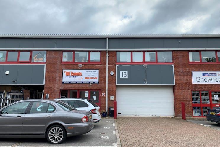 Unit 15 The Business Centre, Wokingham, Industrial To Let - Exterior Photo