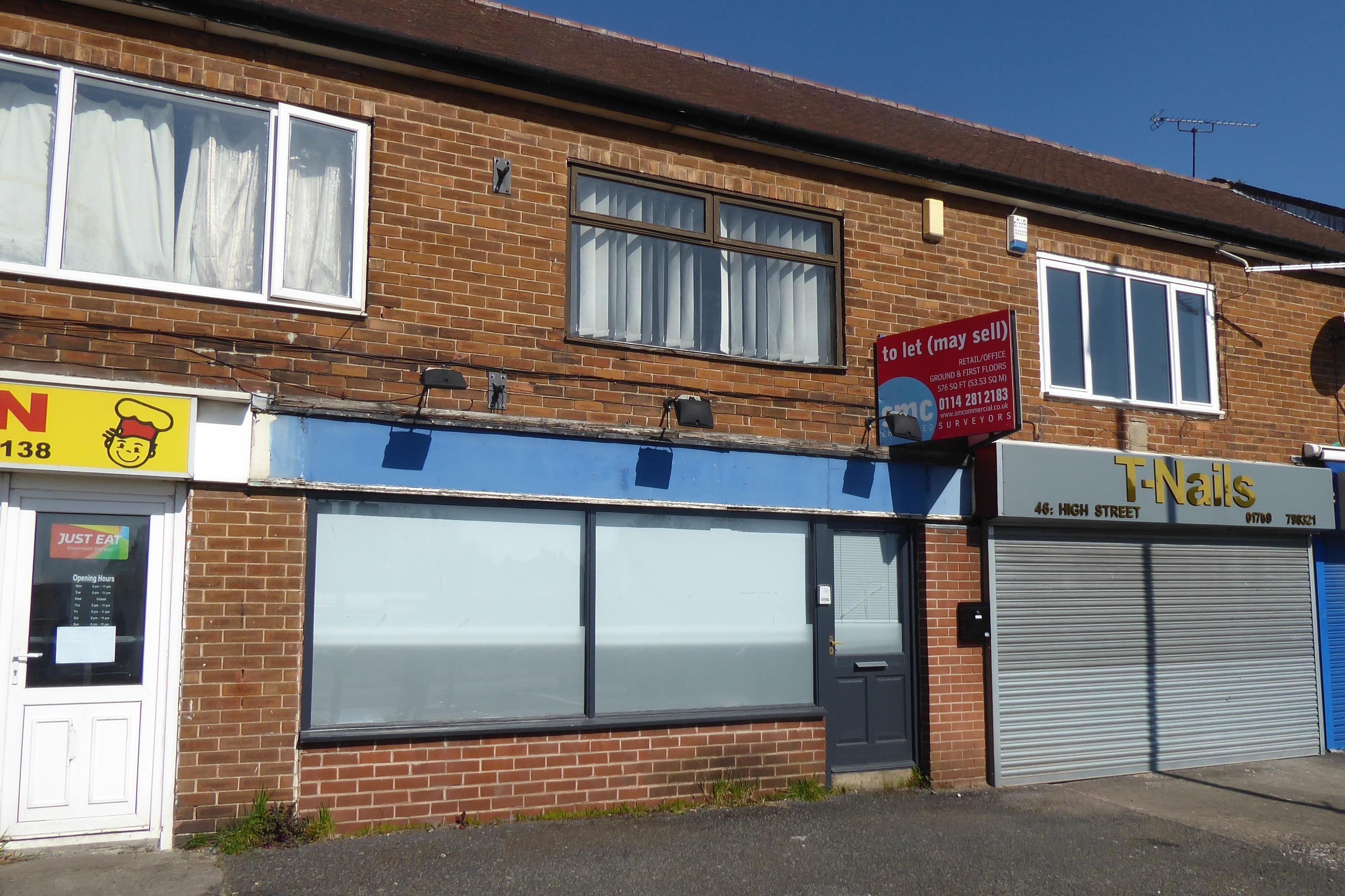 44 High Street, Maltby, Offices / Retail To Let - 44_High_Street_Maltby_Shop_Office_To_Let.JPG