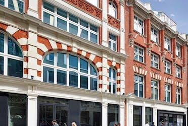 15 Rathbone Place, London, Office To Let - Exterior.PNG - More details and enquiries about this property