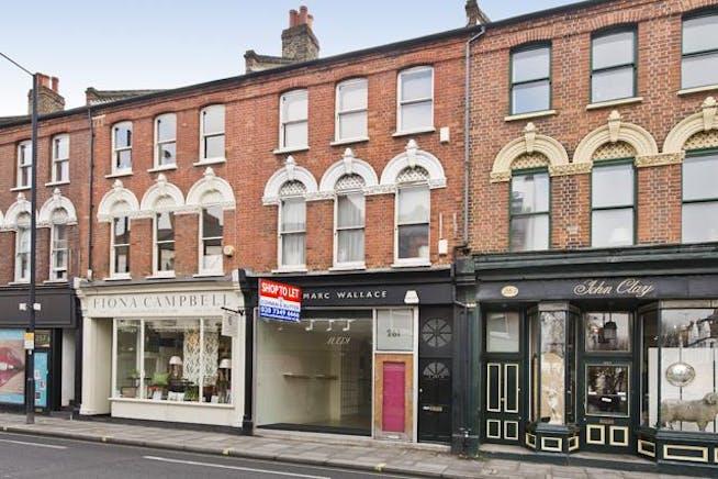 261 New Kings Road, Fulham, Retail To Let - 261 new kings rd-4 low.jpg