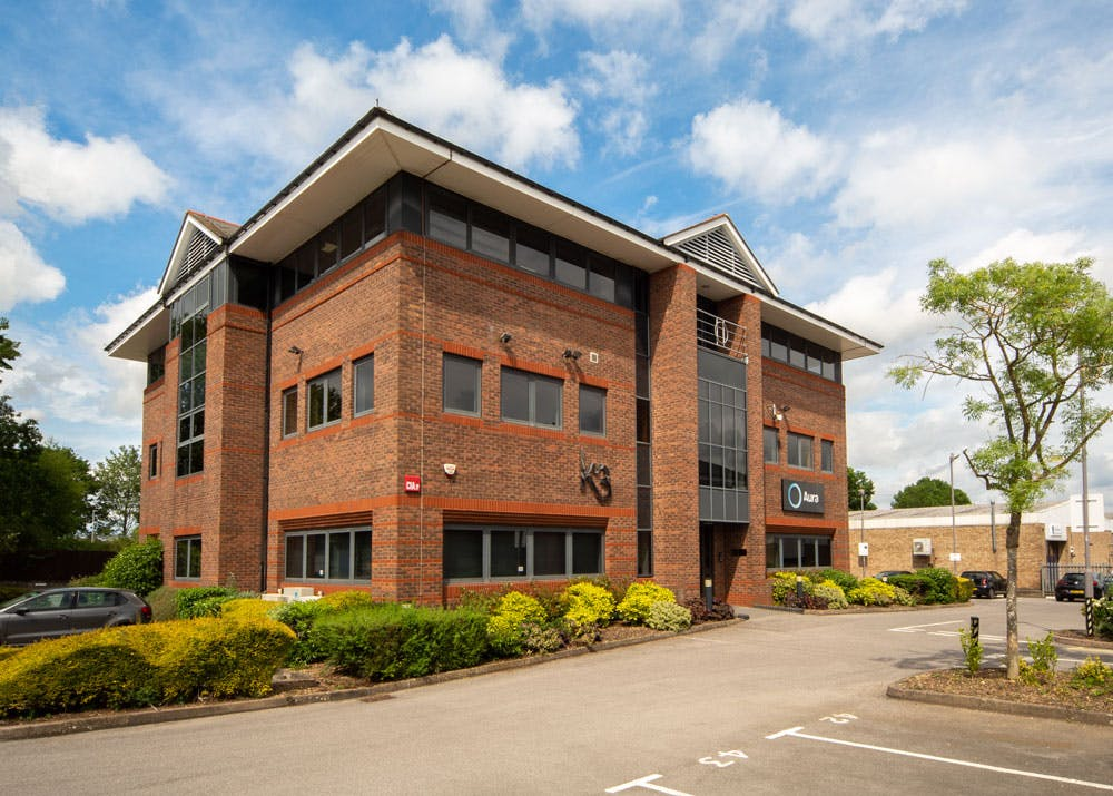 Unit 5 Meridian Office Park, Hook, Offices To Let - Image 1