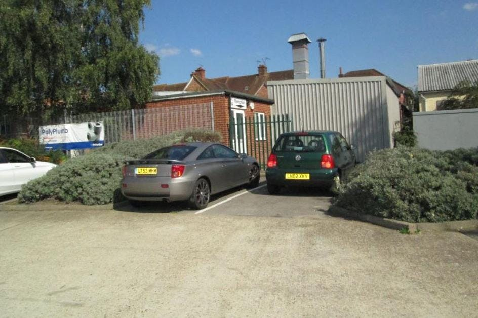 Unit 24 Wilton Road, St Georges Industrial Estate, Camberley For Sale - Front.JPG