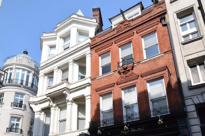 2-3 Grosvenor Street, London, Offices To Let - External